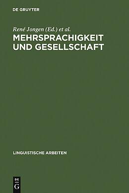 E-Book (pdf) Mehrsprachigkeit und Gesellschaft von