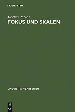 E-Book (pdf) Fokus und Skalen von Joachim Jacobs