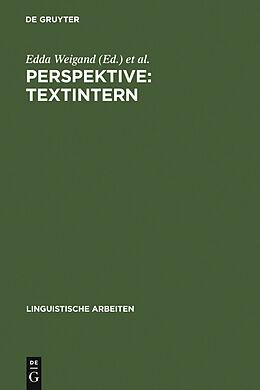 E-Book (pdf) Perspektive: textintern von