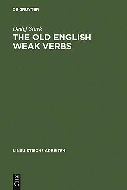 E-Book (pdf) The old English weak verbs von Detlef Stark