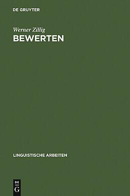 E-Book (pdf) Bewerten von Werner Zillig