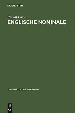 E-Book (pdf) Englische Nominale von Rudolf Emons