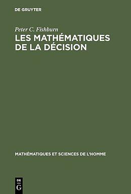 eBook (pdf) Les mathématiques de la décision de Peter C. Fishburn