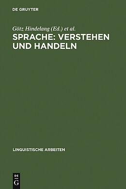 E-Book (pdf) Sprache: Verstehen und Handeln von