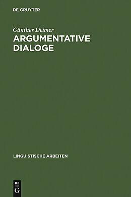 E-Book (pdf) Argumentative Dialoge von Günther Deimer
