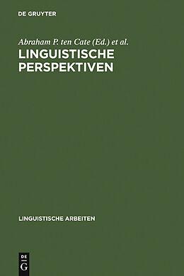 E-Book (pdf) Linguistische Perspektiven von