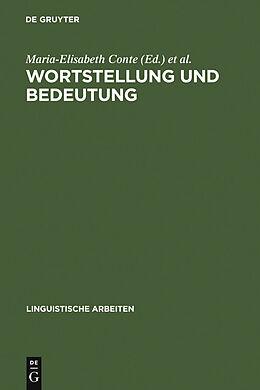 E-Book (pdf) Wortstellung und Bedeutung von