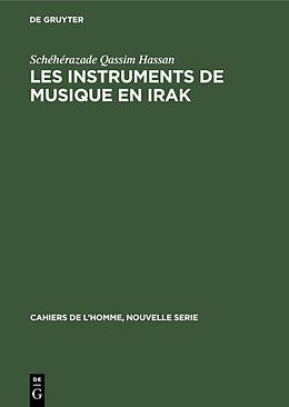 eBook (pdf) Les instruments de musique en Irak de Schéhérazade Qassim Hassan