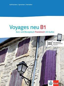 Kartonierter Einband Voyages neu B1 von Anne Guilaine André, Magalie Feuillet-Natt, Krystelle u a Jambon