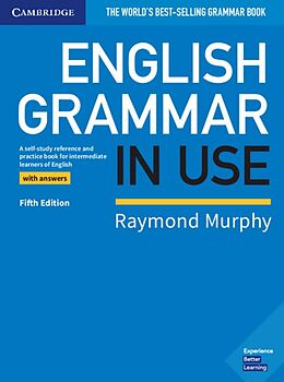 Kartonierter Einband English Grammar in Use, Fifth Edition - Book with answers von Raymond Murphy