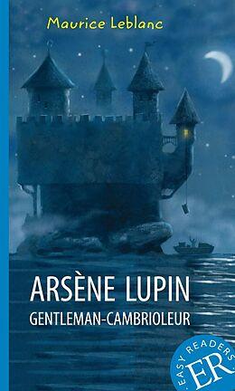 Kartonierter Einband Arsène Lupin gentleman-cambrioleur von Maurice Leblanc