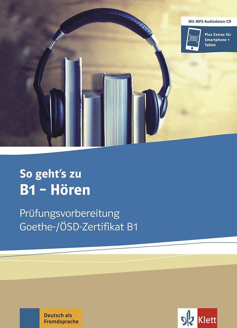 So Gehts Zu B1 Hören Buch Und Mp3 Audio Daten Cd Uta Loumiotis