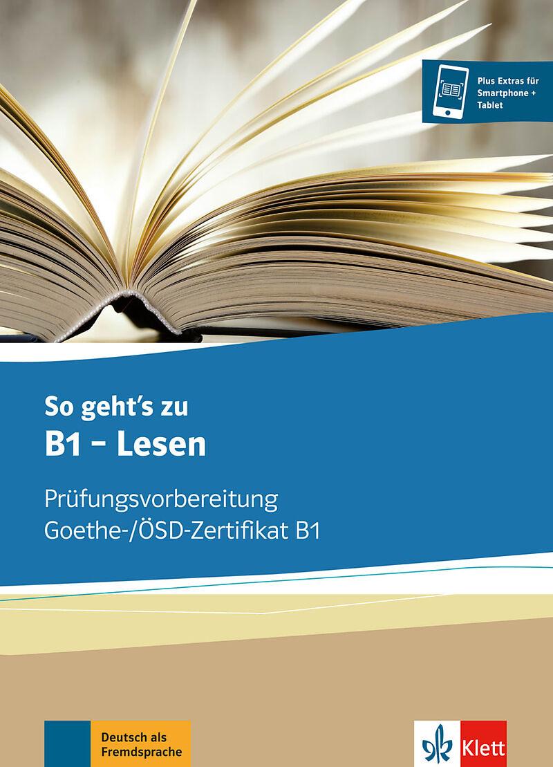 So Gehts Zu B1 Lesen übungsbuch Buch Kaufen Ex Libris