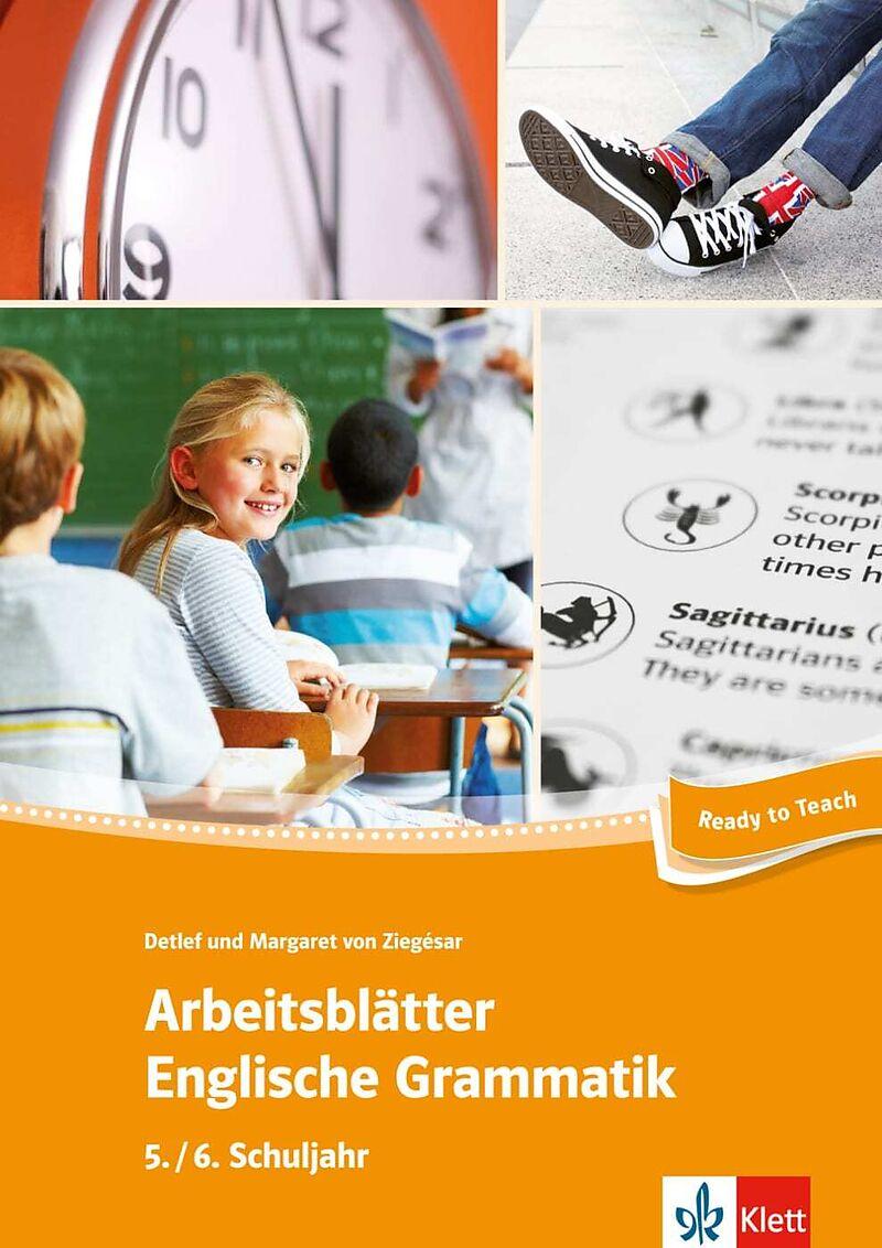 Arbeitsblätter Englische Grammatik 5./6. Schuljahr - Detlef von ...