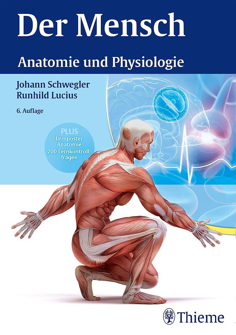 Der Mensch - Anatomie und Physiologie - Johann S. Schwegler - Buch ...