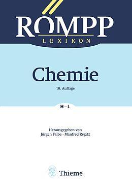 E-Book (pdf) RÖMPP Lexikon Chemie, 10. Auflage, 1996-1999 von Burkhard Fugmann, Susanne Grabley, Ubbo Gramberg