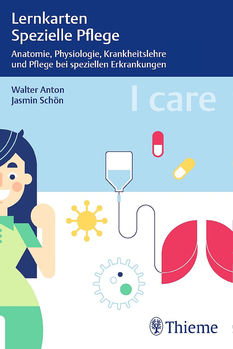 I care Lernkarten Spezielle Pflege Anatomie, Physiologie ...