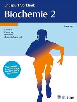 endspurt vorklinik biochemie 2 buch kaufen ex libris. Black Bedroom Furniture Sets. Home Design Ideas