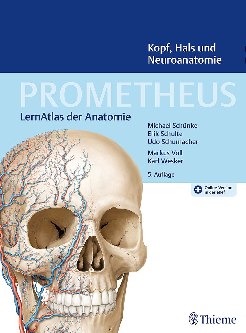 PROMETHEUS Kopf, Hals und Neuroanatomie - Erik Schulte, Udo ...