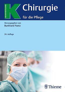 E-Book (pdf) Chirurgie für die Pflege von Burkhard Paetz