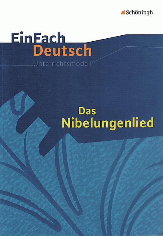 Das Nibelungenlied Buch
