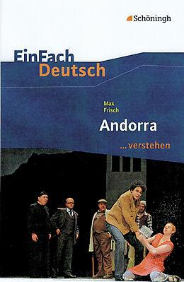 Max Frisch: Andorra [Version allemande]