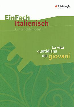 Kartonierter Einband EinFach Italienisch von Katrin Ebel, Iris Fusco, Iris Lüttgens