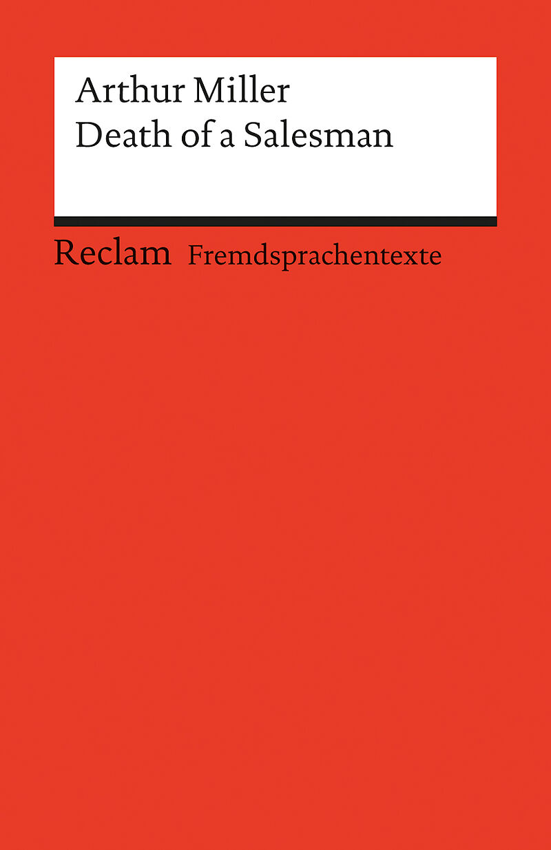 Death of a Salesman [Version allemande]
