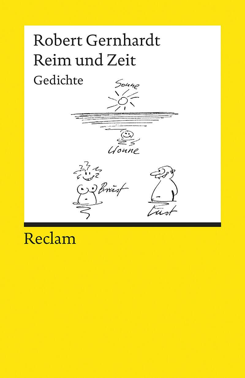 Reim und Zeit [Version allemande]