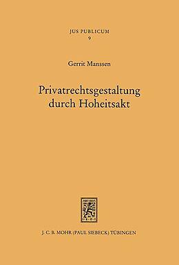 Cover: https://exlibris.azureedge.net/covers/9783/1614/6219/1/9783161462191xl.jpg