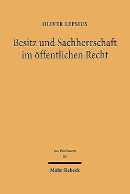 Cover: https://exlibris.azureedge.net/covers/9783/1614/7688/4/9783161476884xl.jpg