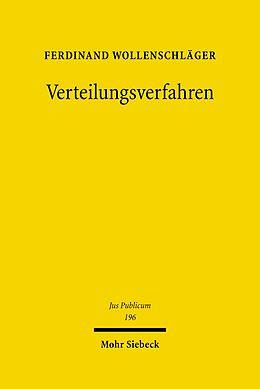 E-Book (pdf) Verteilungsverfahren von Ferdinand Wollenschläger
