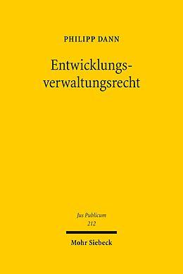 E-Book (pdf) Entwicklungsverwaltungsrecht von Philipp Dann