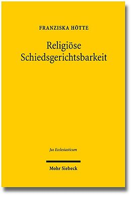 Cover: https://exlibris.azureedge.net/covers/9783/1615/2738/8/9783161527388xl.jpg