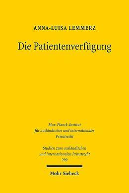 Cover: https://exlibris.azureedge.net/covers/9783/1615/2849/1/9783161528491xl.jpg