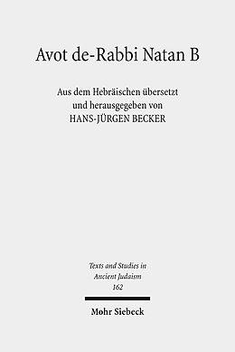 Cover: https://exlibris.azureedge.net/covers/9783/1615/4088/2/9783161540882xl.jpg