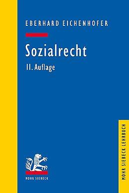 Kartonierter Einband Sozialrecht von Eberhard Eichenhofer