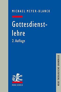 E-Book (pdf) Gottesdienstlehre von Michael Meyer-Blanck
