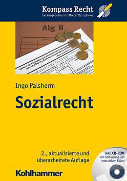 Kartonierter Einband Sozialrecht von Ingo Palsherm