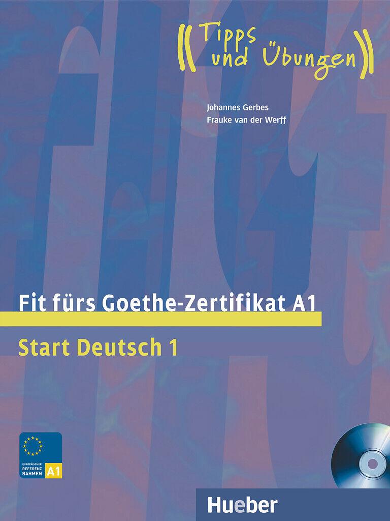 Start Deutsch 1 Fit Fürs Goethe Zertifikat A1 Johannes Gerbes