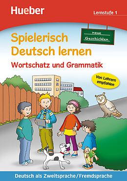 Geheftet Wortschatz und Grammatik  neue Geschichten von Christiane Grosskopf