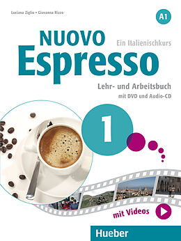 Nuovo Espresso 1 de Luciana Ziglio, Giovanna Rizzo