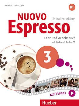 Nuovo Espresso 3. Lehr- und Arbeitsbuch [Versione tedesca]
