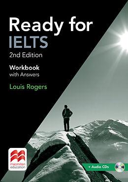 Kartonierter Einband Ready for IELTS. 2nd Edition. Workbook with Key von Louis Rogers