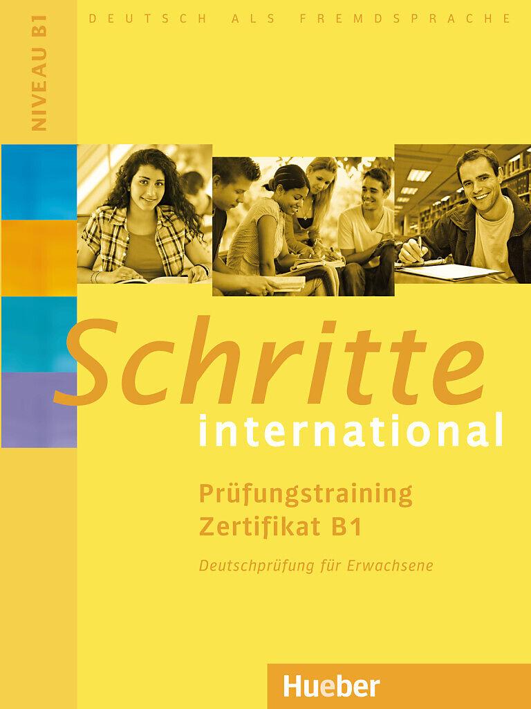 Schritte International Prüfungstraining Zertifikat B1 Frauke Van
