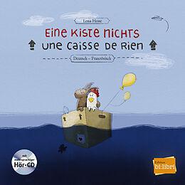 Eine Kiste Nichts. Kinderbuch Deutsch-Französisch [Version allemande]