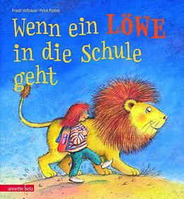 Wenn ein Löwe in die Schule geht [Versione tedesca]