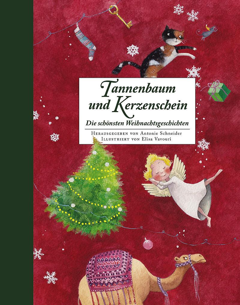 Tannenbaum Buch.Tannenbaum Und Kerzenschein