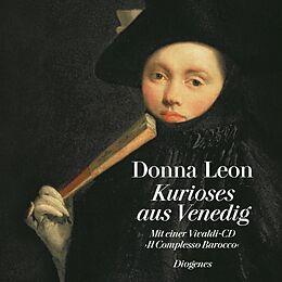 Fester Einband Kurioses aus Venedig von Donna Leon