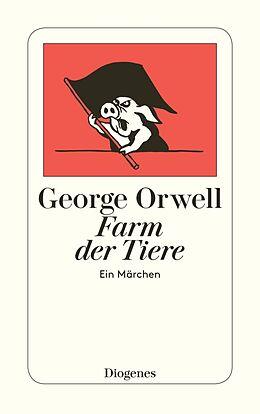 Kartonierter Einband Farm der Tiere von George Orwell